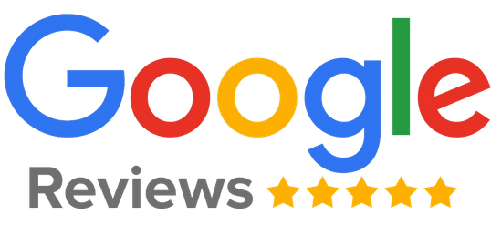 Google 5 star reviews logo